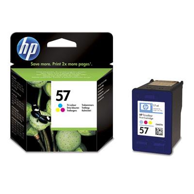 Náplně do HP Deskjet 5550, cartridge pro HP barevná
