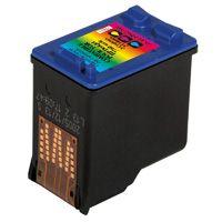 Náplně do HP PSC 1350, náhradní cartridge pro HP barevná