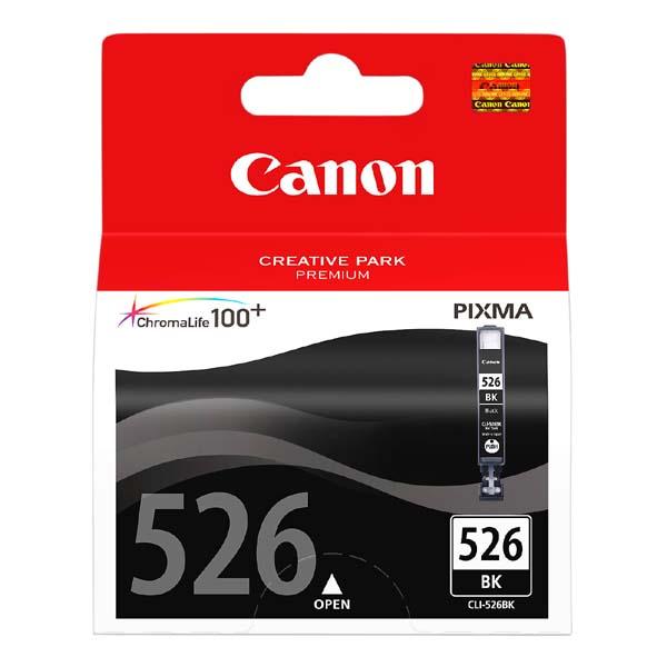 Náplně do Canon PIXMA MG5250, cartridge pro Canon černá malá