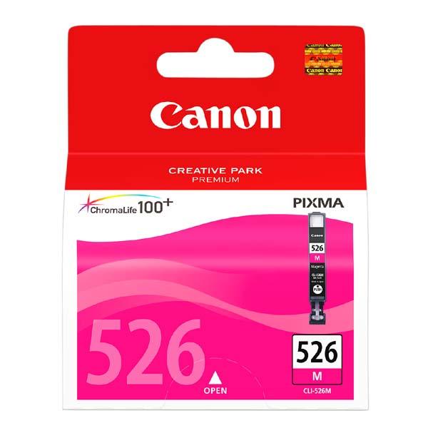 Náplně do Canon PIXMA MG5250, cartridge pro Canon purpurová