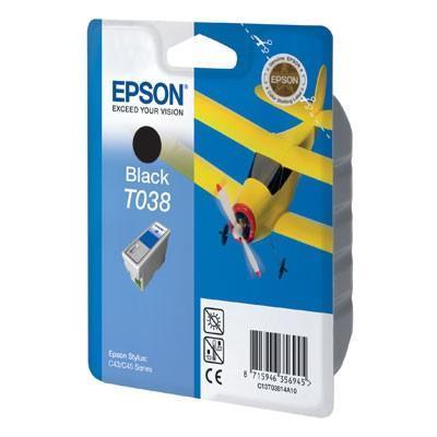 Náplně do Epson Stylus C43UX, cartridge pro Epson černá