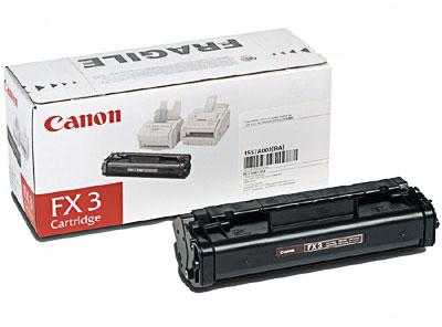 Náplně do Canon i-SENSYS Fax L200, toner pro Canon černý