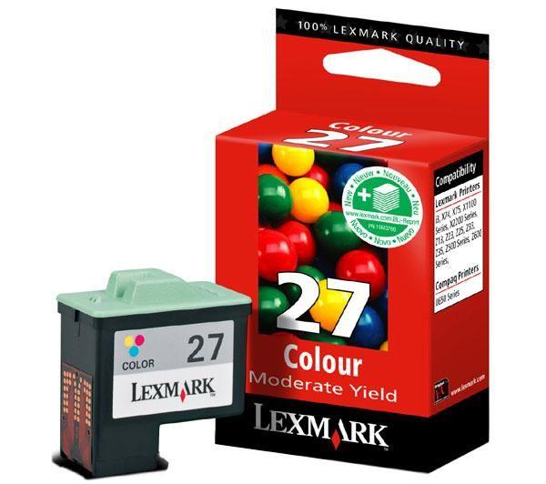 Náplně do Lexmark X2250, cartridge pro Lexmark barevná