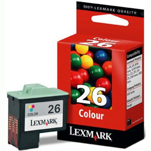 Náplně do Lexmark Z517, víceobjemová cartridge pro Lexmark barevná