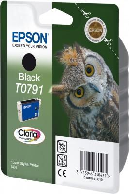 Náplně do Epson Stylus Photo 1400, cartridge pro Epson černá