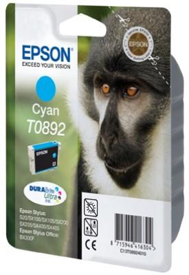 Náplně do Epson Stylus SX200, cartridge pro Epson azurová