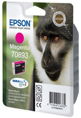 Náplně do Epson Stylus SX200, cartridge pro Epson purpurová