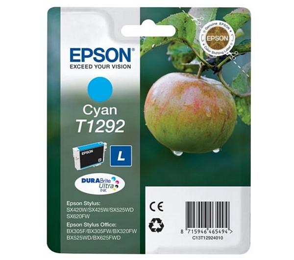 Náplně do Epson Stylus Office BX305FW, cartridge pro Epson azurová