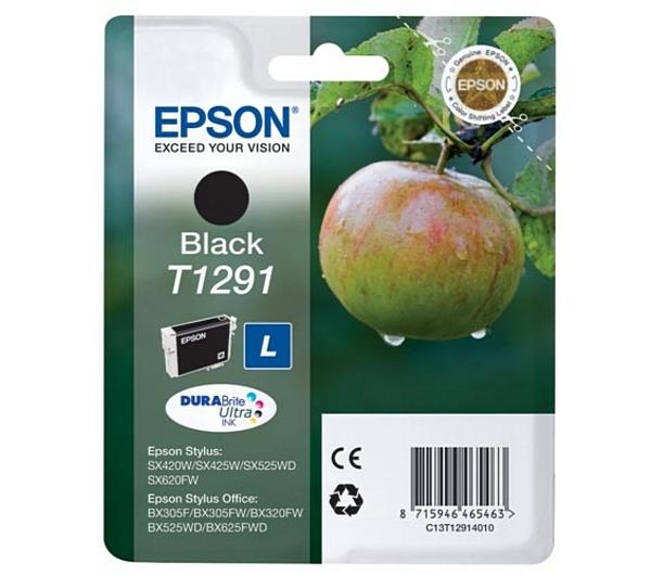 Náplně do Epson Stylus SX235W, cartridge pro Epson černá