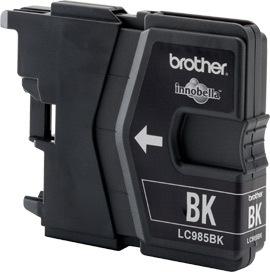 Náplně do Brother DCP-J515, cartridge pro Brother černá