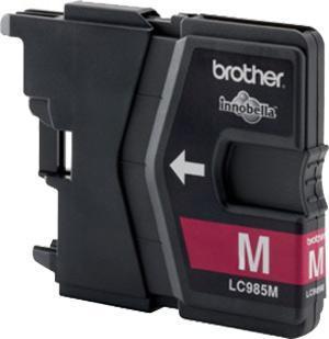 Náplně do Brother DCP-J515, cartridge pro Brother purpurová