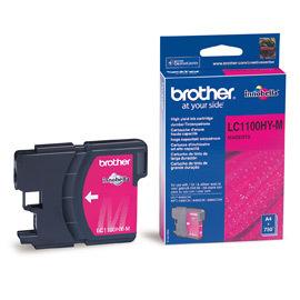 Náplně do Brother DCP-383C, cartridge pro Brother purpurová
