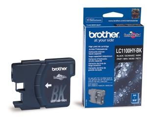 Náplně do Brother DCP-387C, cartridge pro Brother černá