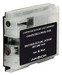 Náplně do Brother DCP-560CN, náhradní cartridge pro Brother černá