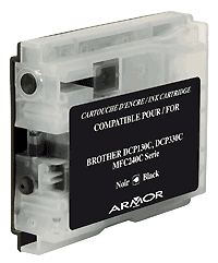 Náplně do Brother MFC-5460CN, náhradní cartridge pro Brother černá