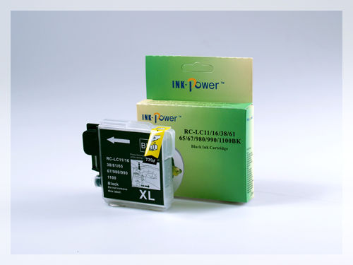 Náplně do Brother MFC-5895CW, náhradní cartridge pro Brother černá