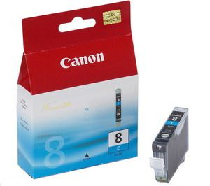 Náplně do Canon PIXMA iP5200, cartridge pro Canon azurová