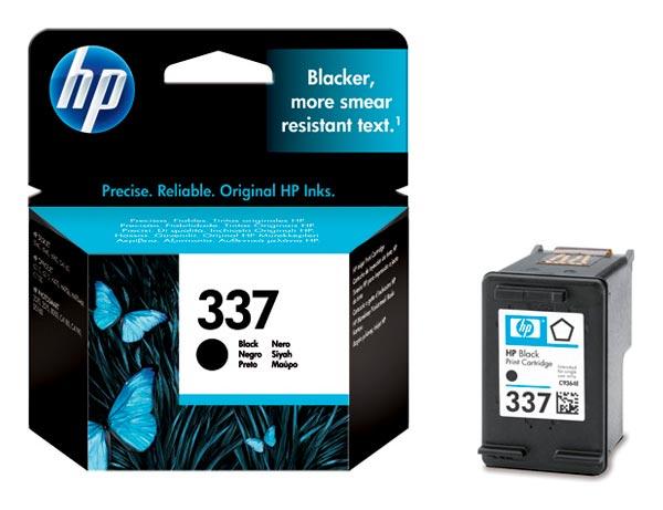 Náplně do HP Deskjet D4160, cartridge pro HP černá