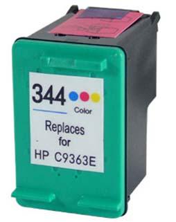 Náplně do HP OfficeJet H470, náhradní cartridge pro HP barevná