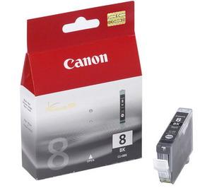 Canon CLI-8Bk - originální černá (CLI8Bk) - AKCE