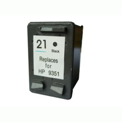 HP 21 - náhradní černá HP C9351 (o 380% více inkoustu)