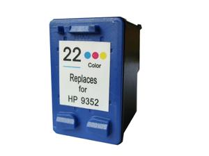 HP 22 - náhradní barevná HP C9352 (o 340% více inkoustu)