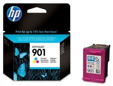 Náplně do HP OfficeJet J4580, originální cartridge pro HP barevná (360 stran)
