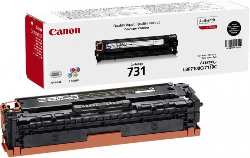 Náplně do Canon i-SENSYS LBP7100Cn, toner pro Canon černý
