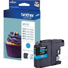 Náplně do Brother MFC-J6920DW, cartridge pro Brother azurová