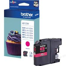 Náplně do Brother MFC-J4510DW, cartridge pro Brother purpurová