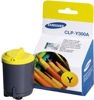 Náplně do Samsung CLX 2160N, originální toner pro Samsung žlutý
