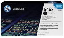 Náplně do HP Color LaserJet Enterprise CM4540f, toner pro HP černý