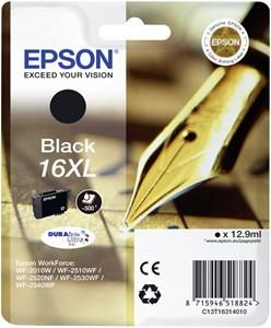 Náplně do Epson WorkForce WF-2010W, originální cartridge pro Epson černá