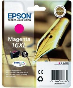 Náplně do Epson WorkForce WF-2010W, originální cartridge pro Epson purpurová