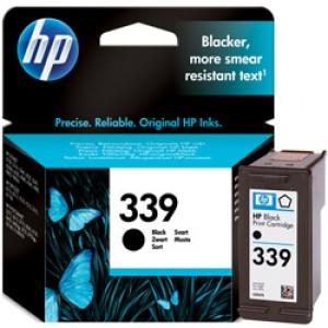 HP 339, HP C8767E černá (860stran) - AKCE !!!