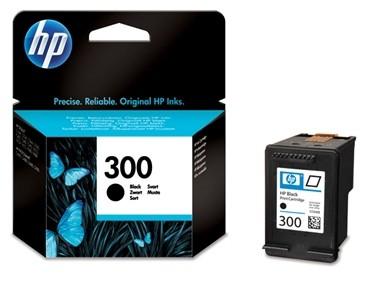 HP 300, HP CC640EE černá (200 stran) - AKCE !!!
