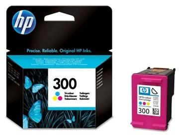HP 300, HP CC643EE barevná (165 stran) - AKCE !!!