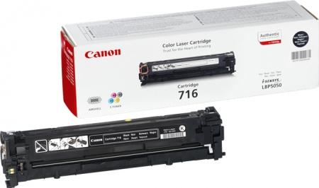 Toner Canon CRG-716 černý
