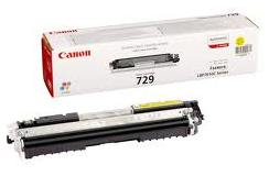 Toner Canon CRG-729 žlutý