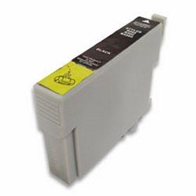Kompatibilní Epson T0801 černá (2x více inkoustu)