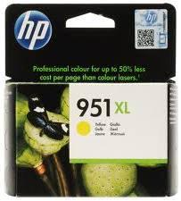 HP 951XL, HP CN048AE žlutá