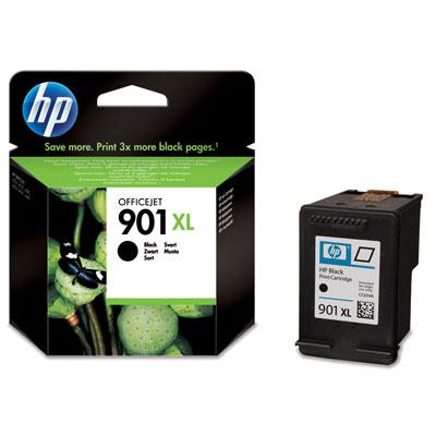 HP 901XL černá, HP CC654AE (700 stran)