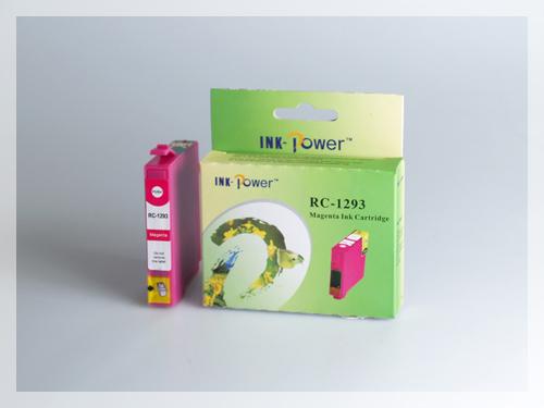 Kompatibilní Epson T1293 purpurová (12ml)