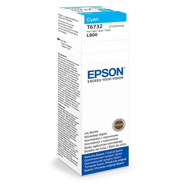 Epson T6732 azurová