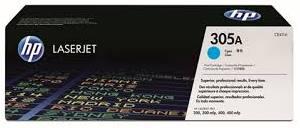 Náplně do HP LaserJet Pro 300, toner pro HP azurový
