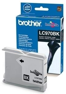Brother LC-970BK černá (350 stran)
