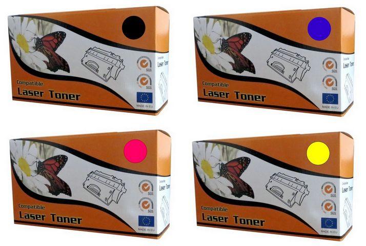 Náplně do HP LaserJet Enterprise 500 Color M551, sada náhradních tonerů HP