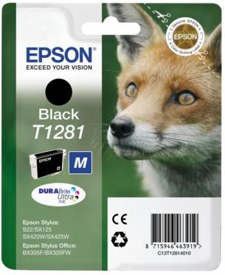 Náplně do Epson Stylus SX125, cartridge pro Epson černá