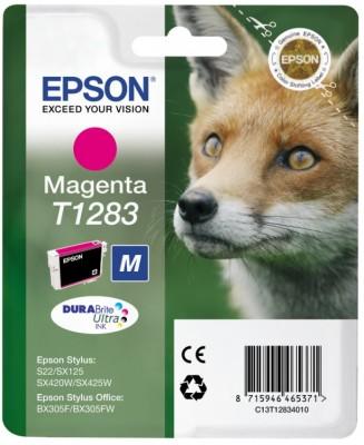 Náplně do Epson Stylus SX125, cartridge pro Epson purpurová