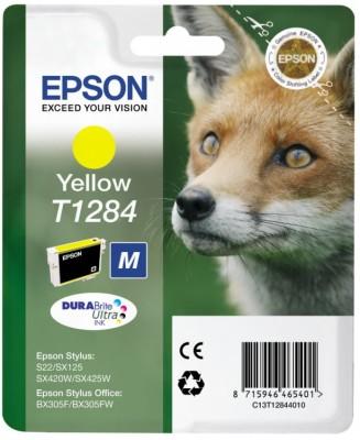 Náplně do Epson Stylus SX125, cartridge pro Epson žlutá